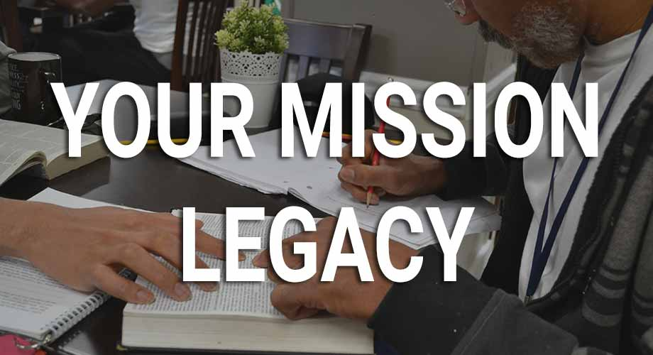 Your Mission Legacy