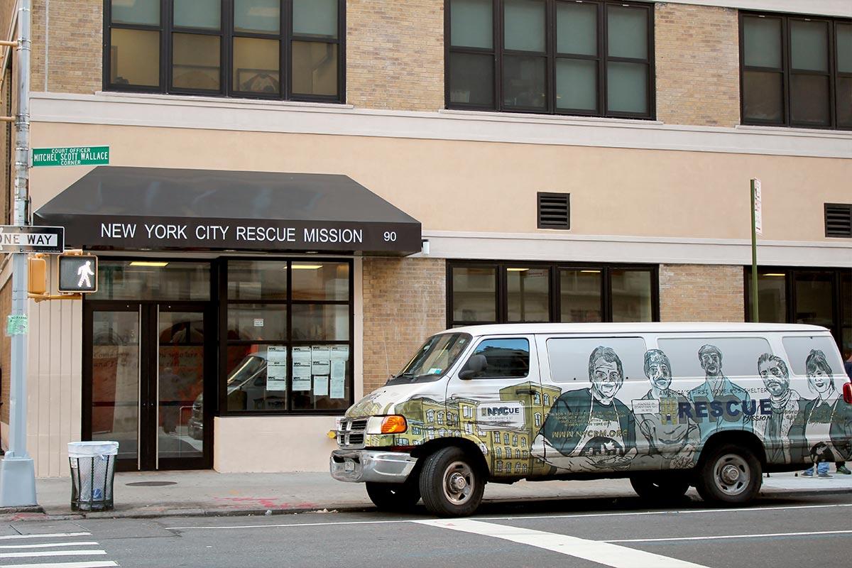 New York City Rescue Mission